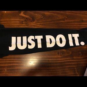 Nike Pants - Nike Leggings with Just Do It on Left Leg